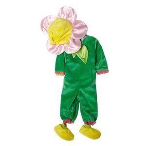 incharacter baby blossom costume M 12-18